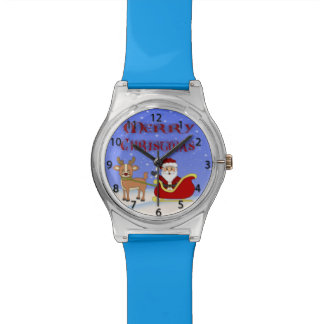 Merry Christmas Santa Watch