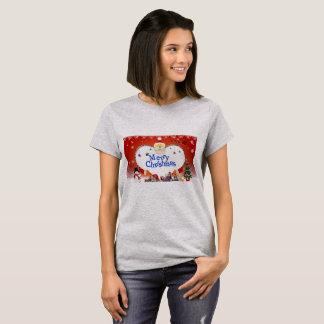 Merry Christmas Santa's Love T-Shirt