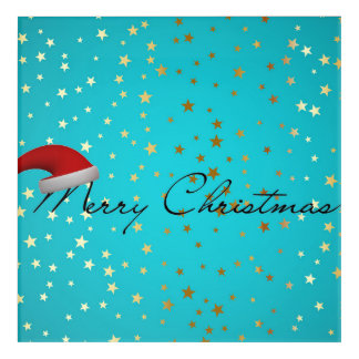 Merry Christmas Season Acrylic Print