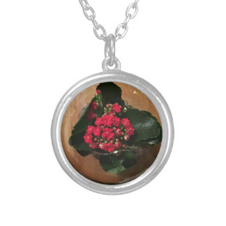 Merry Christmas Silver Plated Necklace