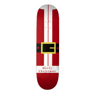 Merry Christmas Skateboard