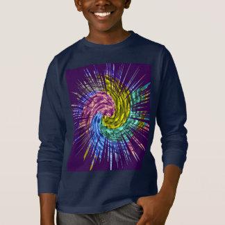 Merry Christmas Spiritual Sparkle Smiling Spirit T-Shirt
