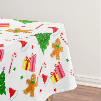 Merry Christmas Tablecloth