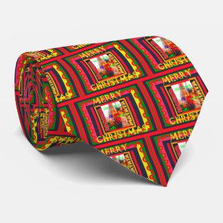 Merry Christmas The world around me is happy to ha Tie