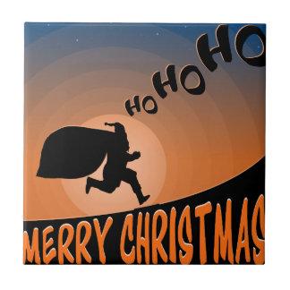 Merry Christmas Tile