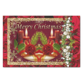 Merry Christmas Tissue Paper