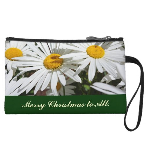 Merry Christmas to All gifts Mini Clutch Holidays Wristlet Purses