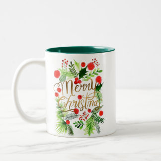 Merry Christmas To All Mug