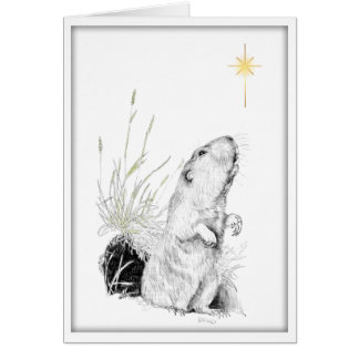 Merry Christmas to Creatures One and All Card