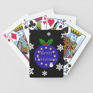 """""""Merry Christmas..To EU!"""" Brexit Christmas Bicycle Playing Cards"""