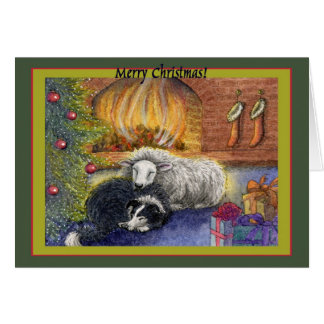 Merry Christmas to Ewe! Card