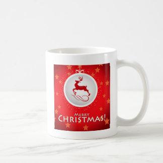 Merry Christmas to reindeer Mug