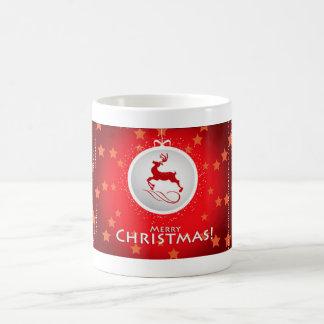 Merry Christmas to reindeer Mug2 Coffee Mug