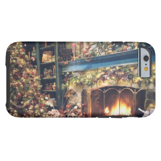 Merry Christmas Tough iPhone 6 Case