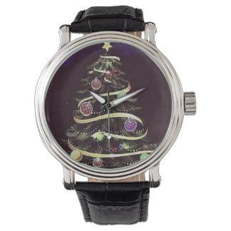Merry Christmas, tree Watch