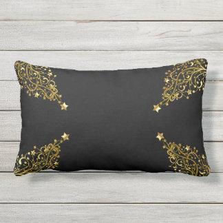 Black Christmas Pillows - Black Christmas Throw Pillows Zazzle