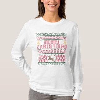 Merry Christmas, Ugly Christmas T-Shirt
