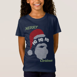Merry Christmas Ugly Sweater Pattern Xmas Graphic