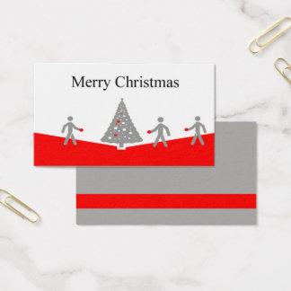 Merry Christmas v1 Business Card