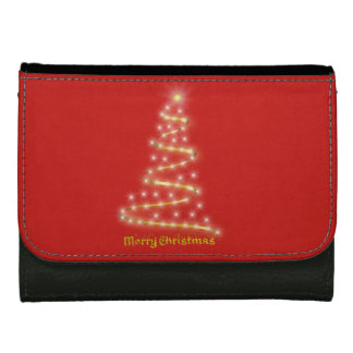 Merry Christmas Wallet For Women