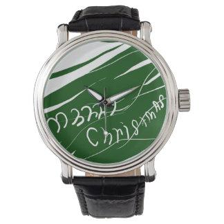 Merry Christmas Watch