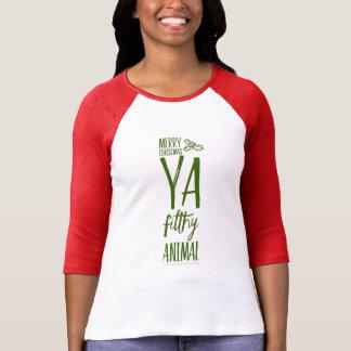 Merry Christmas You Filthy Animal T-Shirt