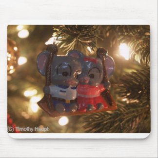 Merry Christmouse Mouse Pad