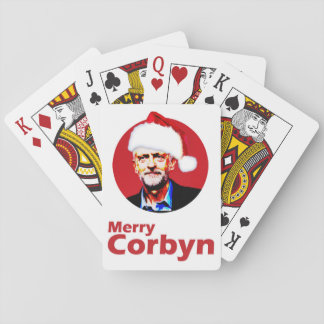 Merry Corbyn - Playing Cards