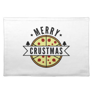 Merry Crustmas Placemat