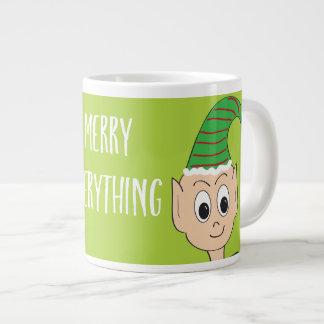 Merry Everything Elf Mug