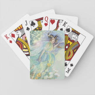 Merry Fairylights Playing Cards