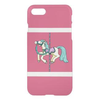 Merry Go Round carousel Pony iPhone 7 Case