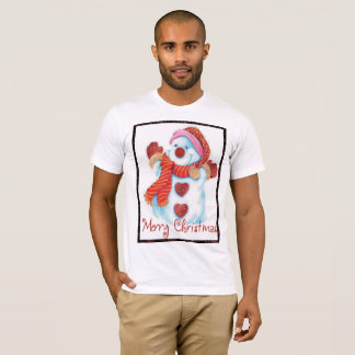 Merry greeting and merry Christma T-Shirt