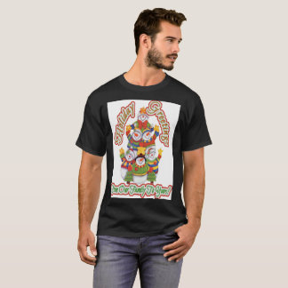 merry greeting and merry Christmas T-Shirt