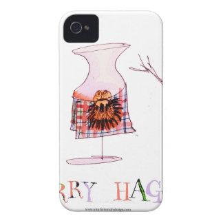 merry haggis Case-Mate iPhone 4 case