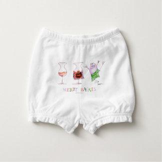 merry haggis diaper cover