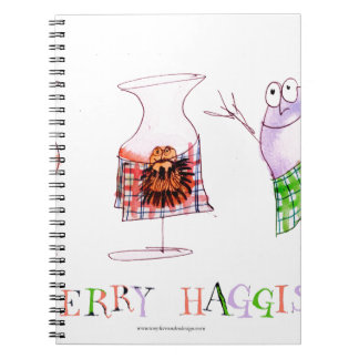 merry haggis notebook