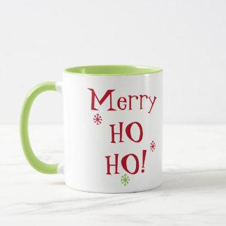 Merry HO HO! Mug