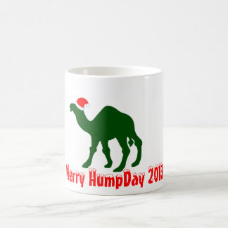 Merry HumpDay 2013 Classic White Coffee Mug