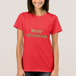 Merry Ja'Christmas T-Shirt