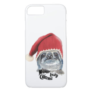 Merry Lazy Christmas iPhone 8/7 Case