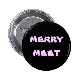merry meet pin