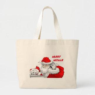 Merry Mixmas Large Tote Bag