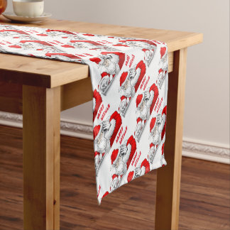 Merry Mixmas Short Table Runner