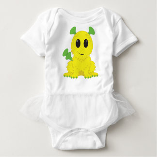 Merry Monster Baby Bodysuit