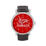 Merry Namaste Watches