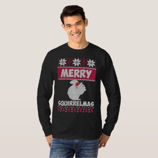 MERRY SQUIRRELMAS T-Shirt