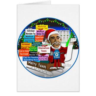 Merry Taxes Card