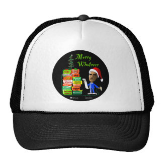 Merry Whatever Trucker Hat