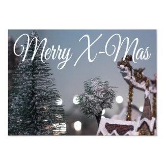 Merry X-Mas Card